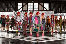 Mercedes-Benz Fashion Week Australia / Pinning live from the front row at Mercedes-Benz Fashion Week Australia