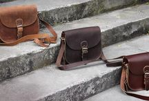 vintage leather's bag