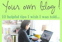 Blogging / by Gale DeAngelis