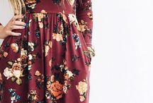 Spring Floral Clothing