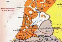 kaarten Nederland