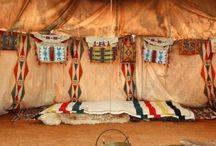 Lakota tipi
