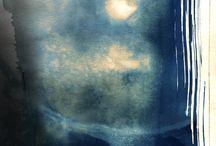 works on paper / by Marilynn Hansen Williams
