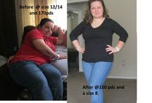 Drop Some LBS / by Billie Fredell