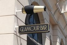 Glamour Bar / Take a peak into our salon