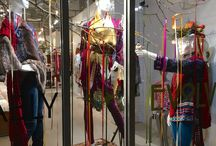 Undeniable Displays / A few of the Undeniably Fantastic window displays featured at our Fairfax Corner location.