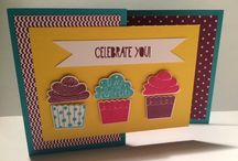 Creations made by Stampin-AM