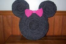Mickey & Minnie Mouse Party / by Britannia Lyn