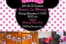 Eliana's 2nd birthday party / by Diana Zaragoza