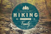 Get outside / Hiking, hiking with kids, camping, outwardboundadventures