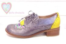 Zapatos / Zapatos en cuero. Diseño exclusivo