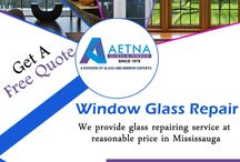 Window Glass Repair