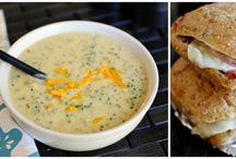 Food -- Soups