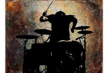 Drumroom / by Nathan Freitas