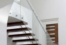 Treppen / Unentbehrlich und so cool zu Gestalten. Mehr als eine Etage zu überwinden