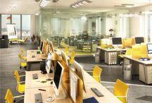 Робочие места столы референс офис