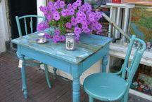 Recycled Outdoor Furniture