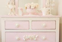 Pink Dressers