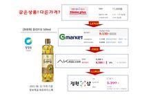 같은상품! 다른가격? / 같은상품인데 가격은 다르네? 얼마나 차이날까요?  프라이스톡에서 알려드립니다. #PriceTalk