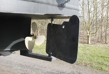 Canal Boat Propellers / Canal Boat / Narrowboat Propellers