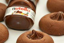 Nutella dezerty