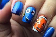 Videos de como pintarse las uñas diseños