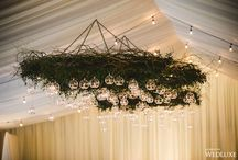 Earthy natural party design