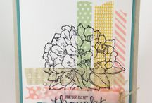 Stampin' Up!- Best Thoughts