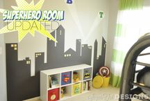 Declans big boy room