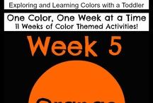 Orange activities