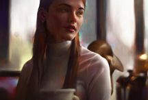 Digital - Portraits