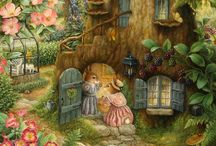 Peter Rabbit and other rabbits...