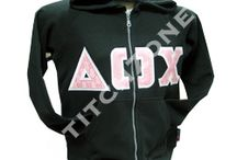 Delta Omicron Chi Sorority  / Sweaters, Jackets, stoles, and much more