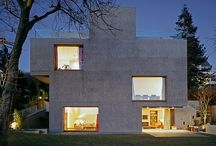 architecture - family house