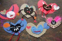 Valentine ideas / by Terry Gardner
