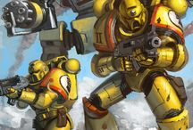 40k Imperial Fist