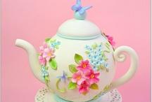 Teapot cake ideas