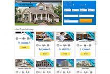 PHP Realestate Script / PHP Realestate Script is a web based system urbanized in PHP and Mysql mainly worn for real estate companies to promote properties. It is easy to use which lets you hold a real estate listing website. Our PHP real estate script has the essential adaptability and simplicity necessary for property owner websites. Contact us +91 9841300660
