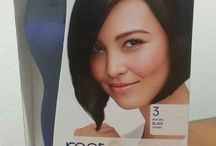 Clairol Haircare / Colors for fun and colors to cover up that gray!