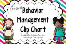 Behavior Management / by Victoria Zaldivar