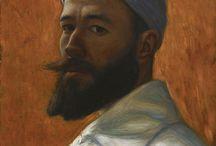 Hugo Simberg / Hugo Gerhard Simberg (Hamina, 24 giugno 1873 – Ähtäri, 12 luglio 1917)pittore finlandese