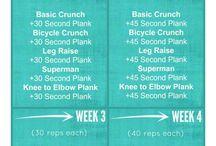 Tummy workout