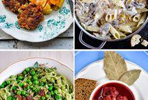 receitas vegan/veggie