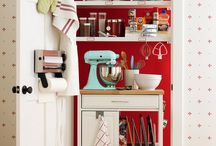 ORGANIZING (CRAFTS/PANTRY) / by Sharon Sawyer