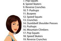 Challenge / Motivasjon til daglig trening