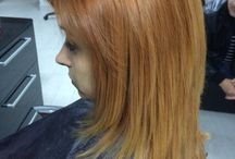 hair&happiness / cut color styling