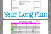 Classroom Planning / Planning for the classroom - lessons, units and materials