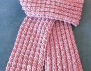 Knitting Neckwarmer