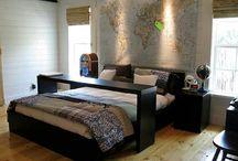 Camera da letto / Ho intenzione di rifare da zero la mia camera da letto: qui raccoglierò idee