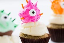 Little Monster Party - Kid's Birthday Parties / Monster Party ideas, decorations, printables, party favors, diy crafts, food and inspiration.